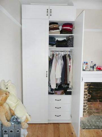designer wardrobe