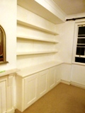 London Bespoke Hand Crafted Fitted Wardrobes