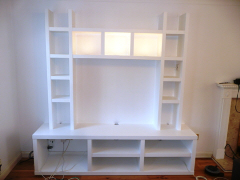 Cambridge tv unit